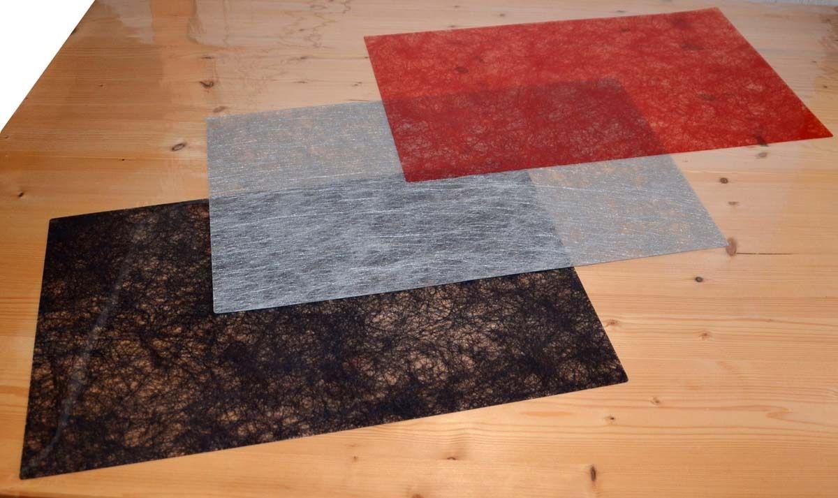 tischset platzset abwaschbar sets platzsets indian paper rot elegant transparent. Black Bedroom Furniture Sets. Home Design Ideas